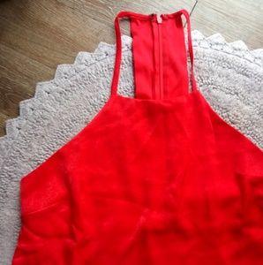 ASTR Nordstroms halter blouse